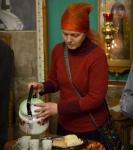 Божественную литургию Фоминой недели на петербургском подворье Коневской обители возглавил наместник монастыря _17