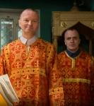 Божественную литургию Фоминой недели на петербургском подворье Коневской обители возглавил наместник монастыря _25