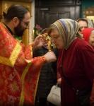 Божественную литургию Фоминой недели на петербургском подворье Коневской обители возглавил наместник монастыря _29