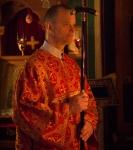 Божественную литургию Фоминой недели на петербургском подворье Коневской обители возглавил наместник монастыря _2