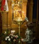 Божественную литургию Фоминой недели на петербургском подворье Коневской обители возглавил наместник монастыря _7
