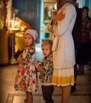 В праздник Рождества Иоанна Предтечи на петербургском подворье Коневского монастыря совершены праздничные богослужения._12