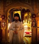 В праздник Рождества Иоанна Предтечи на петербургском подворье Коневского монастыря совершены праздничные богослужения._1