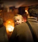 В праздник Рождества Иоанна Предтечи на петербургском подворье Коневского монастыря совершены праздничные богослужения._8
