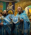 Праздник Введения во храм Пресвятой Богородицы торжественно встретили на петербургском подворье Коневской обители