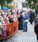 Духовенство Выборгской епархии приняло участие в череде служения у мощей святителя Николая Чудотворца