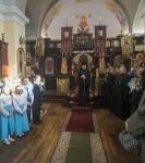 Настоятель петербургского подворья Коневского монастыря  сослужил Преосвященнейшему Игнатию, епископу Выборгскому и Приозерскому, на торжествах 170-летия кафедрального собора Приозерска