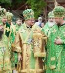 В день памяти преподобного Арсения Коневского состоялось открытие юбилейных торжеств 625-летия Коневского Рождество-Богородичного монастыря_1