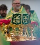 Настоятель, духовенство  и прихожане петербургского подворья Коневского монастыря  приняли   участие в открытии юбилейных торжеств 625-летия обители на Коневце_13