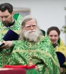 Настоятель, духовенство  и прихожане петербургского подворья Коневского монастыря  приняли   участие в открытии юбилейных торжеств 625-летия обители на Коневце_17
