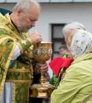 Настоятель, духовенство  и прихожане петербургского подворья Коневского монастыря  приняли   участие в открытии юбилейных торжеств 625-летия обители на Коневце_18
