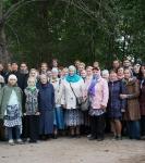 Настоятель, духовенство  и прихожане петербургского подворья Коневского монастыря  приняли   участие в открытии юбилейных торжеств 625-летия обители на Коневце_1