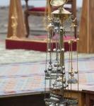 Настоятель, духовенство  и прихожане петербургского подворья Коневского монастыря  приняли   участие в открытии юбилейных торжеств 625-летия обители на Коневце_21