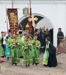Настоятель, духовенство  и прихожане петербургского подворья Коневского монастыря  приняли   участие в открытии юбилейных торжеств 625-летия обители на Коневце_23