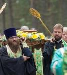 Настоятель, духовенство  и прихожане петербургского подворья Коневского монастыря  приняли   участие в открытии юбилейных торжеств 625-летия обители на Коневце_28