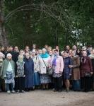 Настоятель, духовенство  и прихожане петербургского подворья Коневского монастыря  приняли   участие в открытии юбилейных торжеств 625-летия обители на Коневце_2