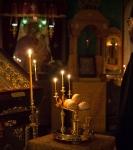 Образ Пресвятой Богородицы Коневской на подворье монастыря_2
