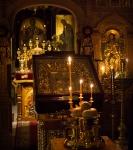 Образ Пресвятой Богородицы Коневской на подворье монастыря_3